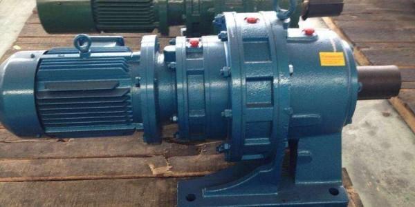 减速机漏油常见故障分析