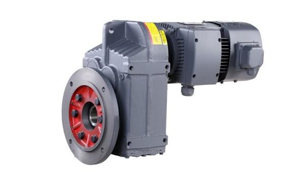 明业机械F系列齿轮减速机