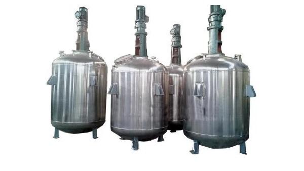反应釜搅拌器的组成
