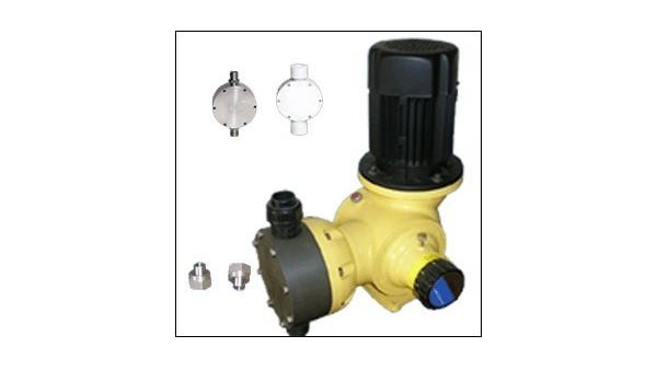 计量泵的原理及分类