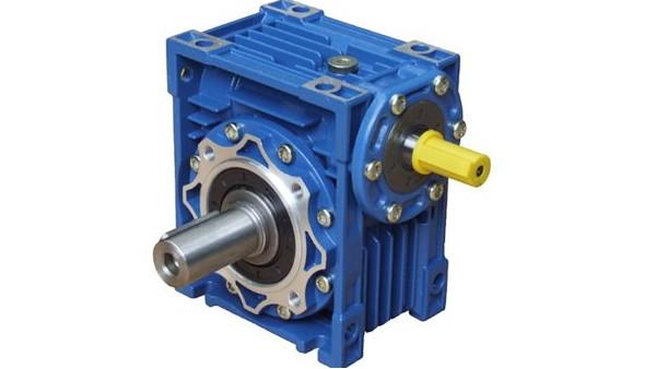 RV蜗轮减速机性能特点
