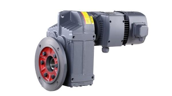 明业机械F系列减速机产品
