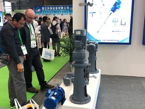 明业机械-企业展会展览