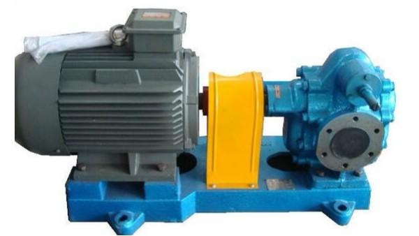 齿轮油泵的工作原理是什么