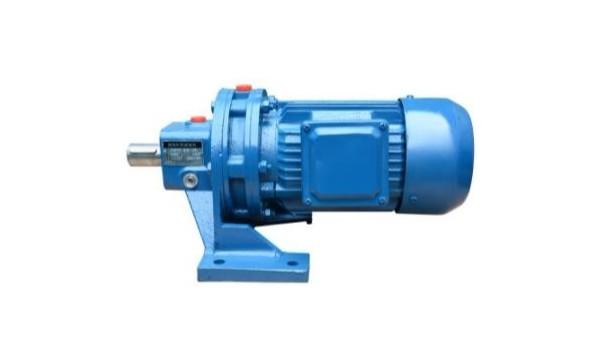 明业机械生产摆线针轮减速机加药搅拌机
