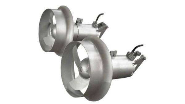 工业污水处理装置选择潜水搅拌机